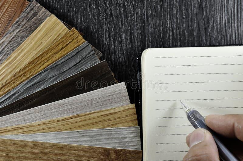 Interior color design selection concept. royalty free stock photos