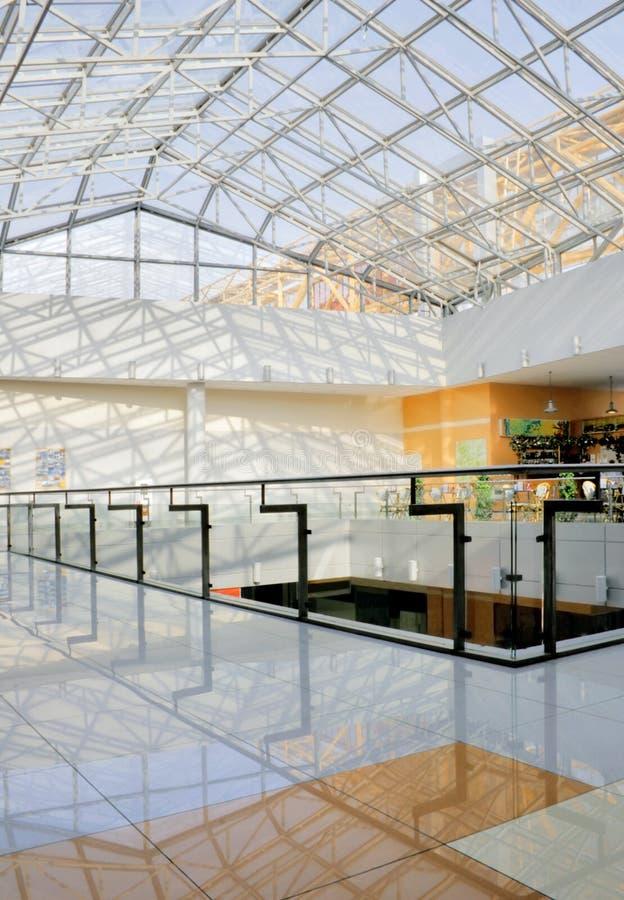 Interior comercial imagenes de archivo