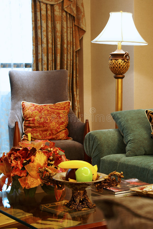 Download The Interior Of A Comfort Home Stock Photo - Image: 8898354