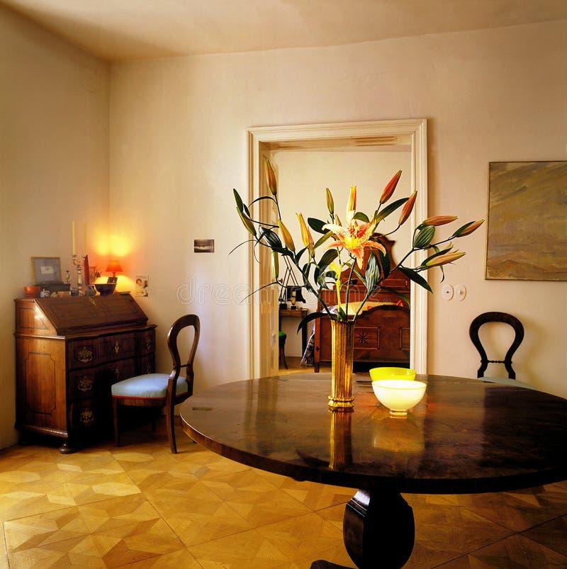 Interior con estilo fotografía de archivo