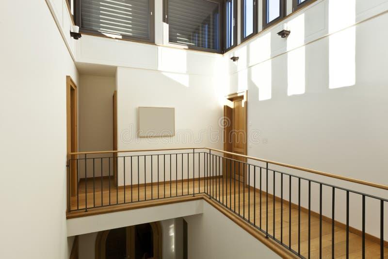 interior, corredor foto de stock royalty free