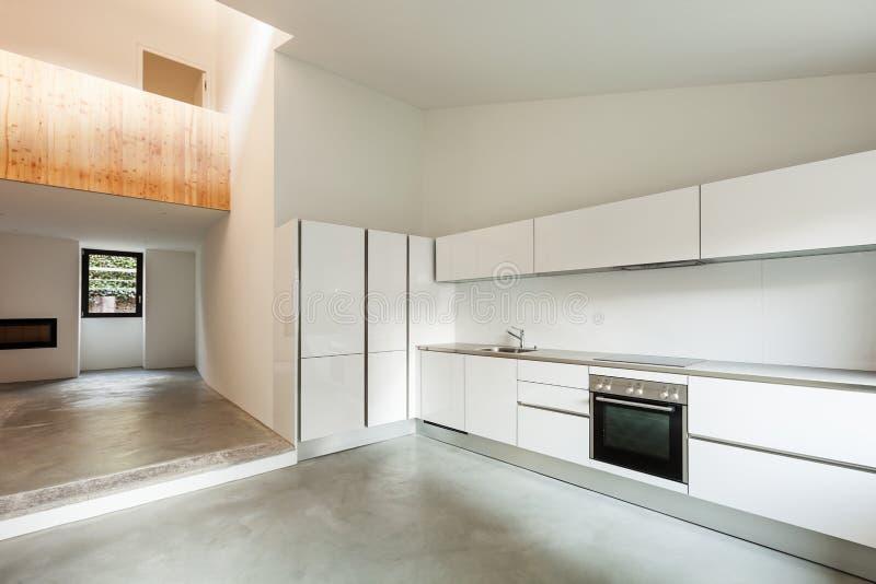 Download Casa moderna interior imagem de stock. Imagem de casa - 29826057