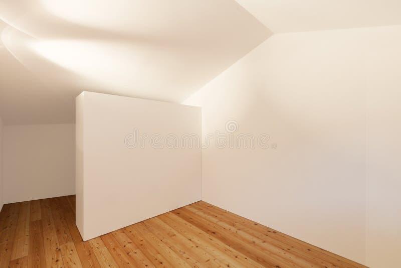 Download Sala interior, vazia imagem de stock. Imagem de escasso - 29825199