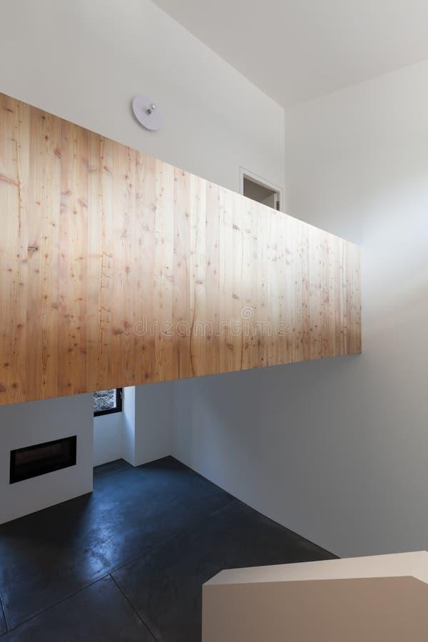Download Casa moderna interior imagem de stock. Imagem de novo - 29825765