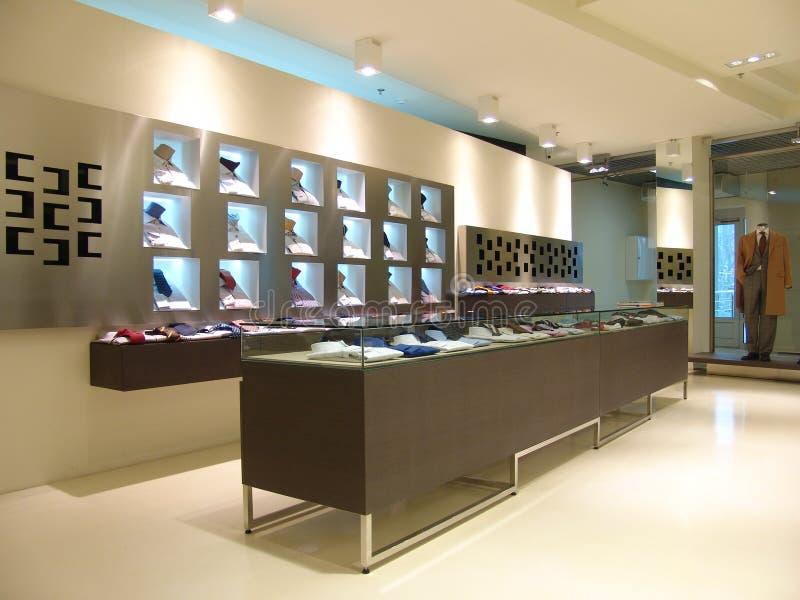 Interior da loja fotos de stock