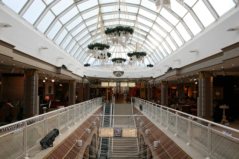 Interior da loja foto de stock royalty free