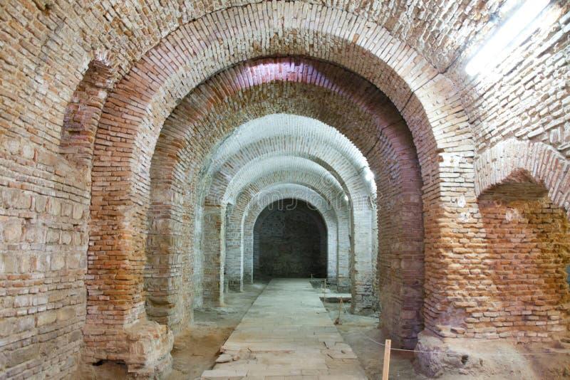 Download Interior De Curtea Veche (a Corte Principesco Velha) Imagem de Stock - Imagem de bucareste, tourism: 26517453