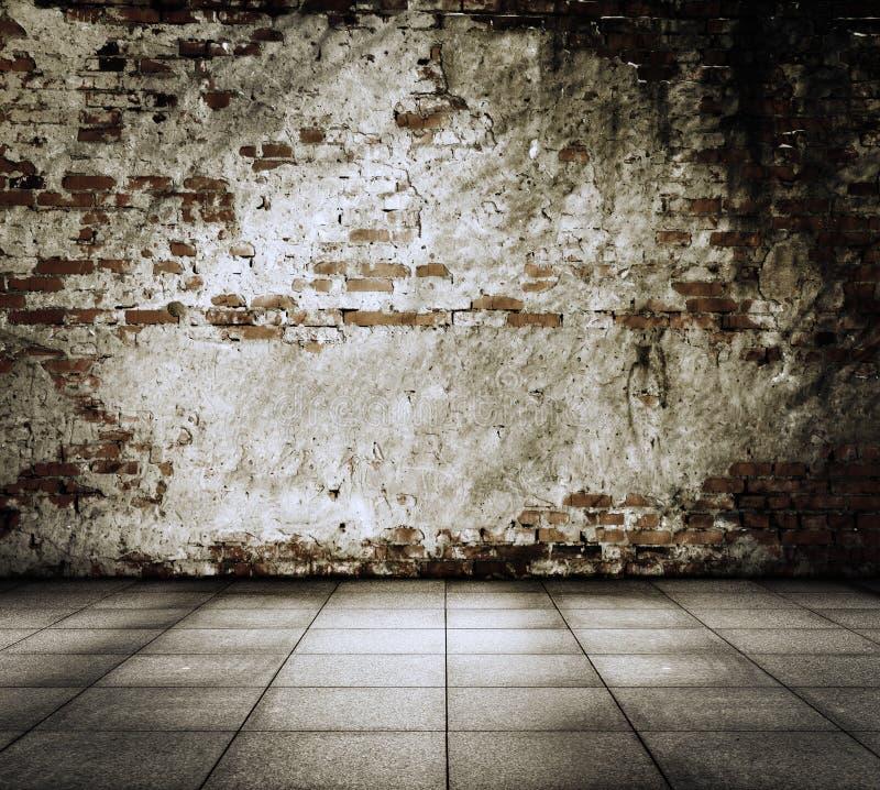 Download Interior de Grunge imagem de stock. Imagem de cimento - 16869139