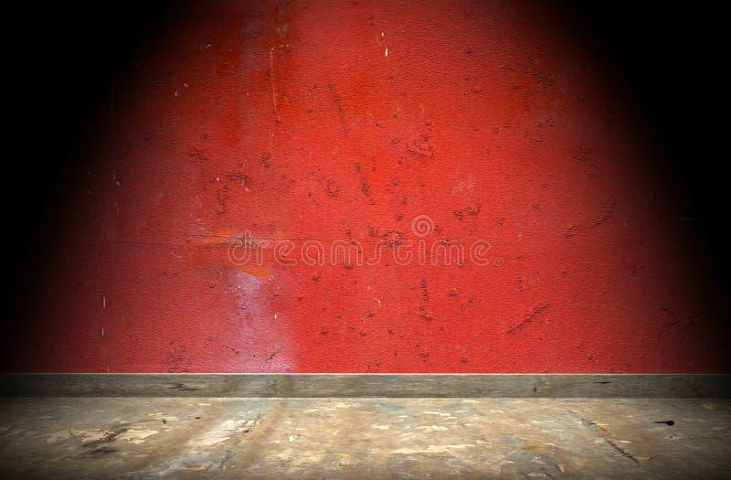 Interior de Grunge imagen de archivo libre de regalías