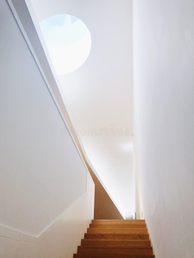 Interior de la arquitectura foto de archivo libre de regalías