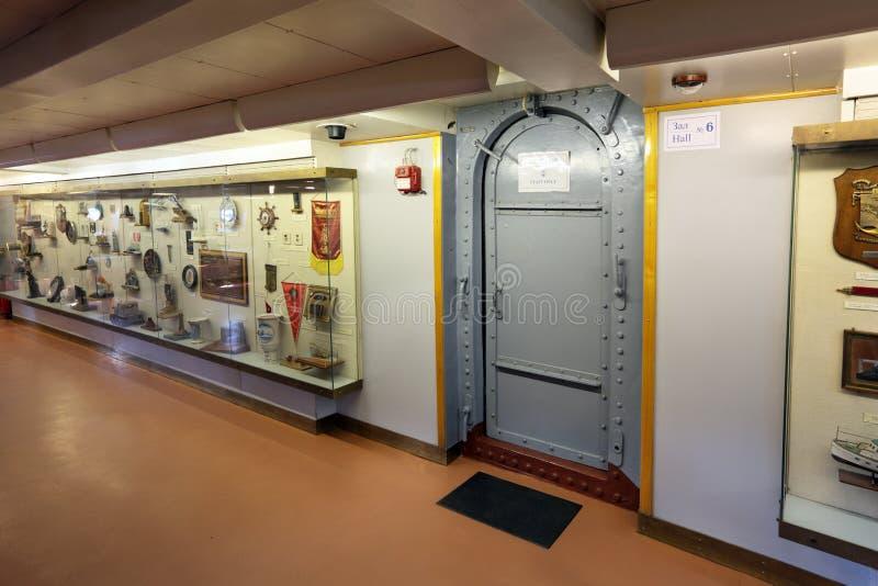 Interior de la aurora foto de archivo libre de regalías