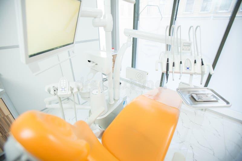 Interior de la odontología fotos de archivo libres de regalías