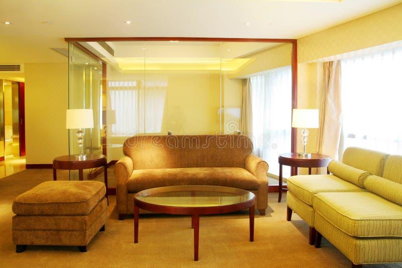 Download Interior De La Sala De Estar Foto de archivo - Imagen de apartamento, hotel: 7276164