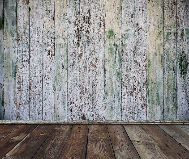 Interior de madera fotos de archivo libres de regalías