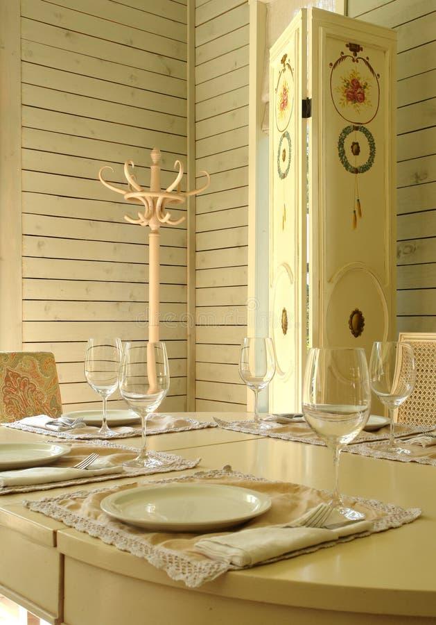 interior de um restaurante fotos de stock royalty free