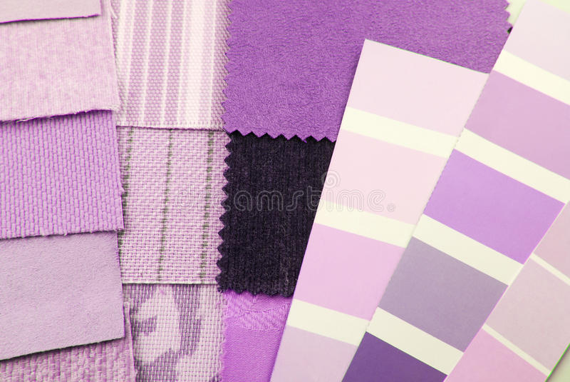 Interior decoration repair planning stock photo