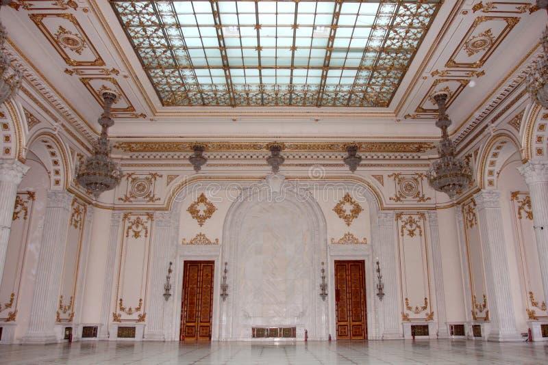 Interior del sitio foto de archivo libre de regalías