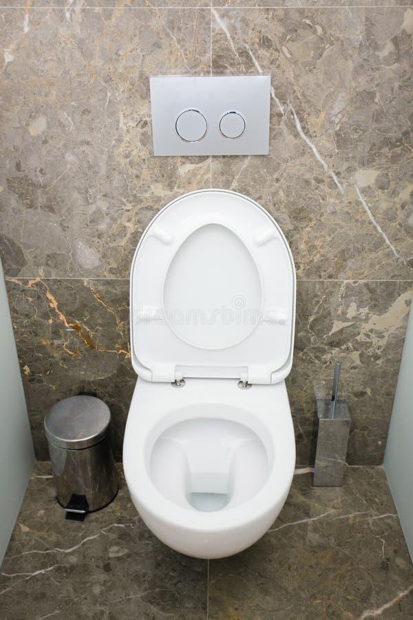 Interior del WC foto de archivo libre de regalías