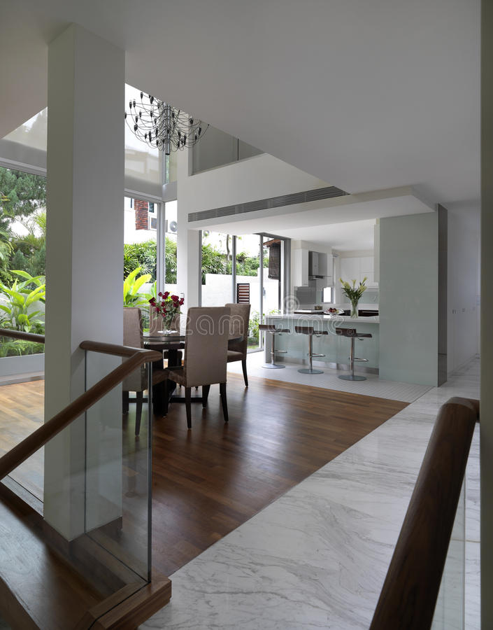 Interior design royalty free stock image