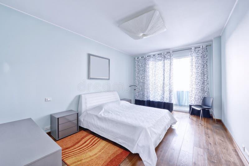 Interior design bedrooms. stock photos