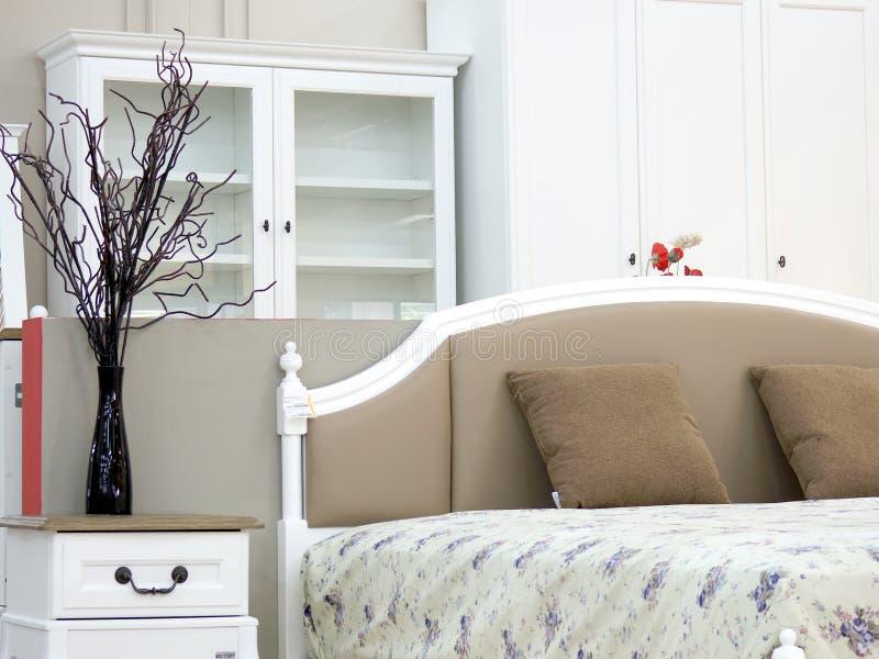 Interior design d 39 annata della camera da letto fotografia for Design della camera degli ospiti