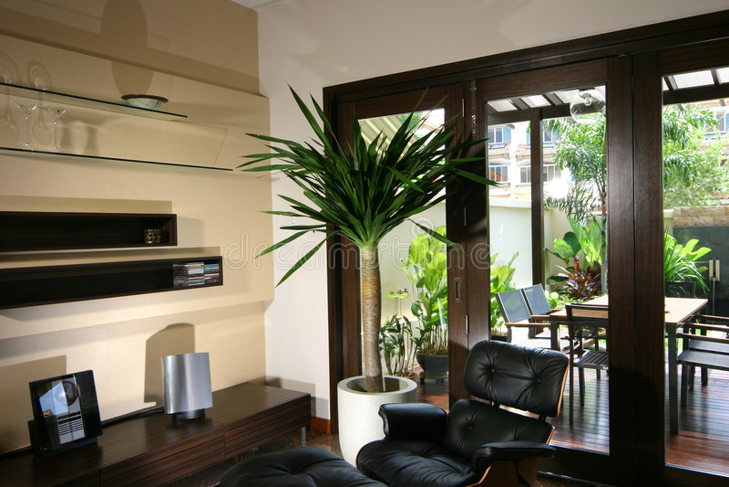 Download Interior Design - Living Royalty Free Stock Image - Image: 2597066