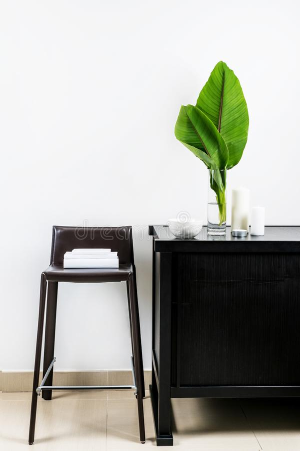 Interior design objects royalty free stock images