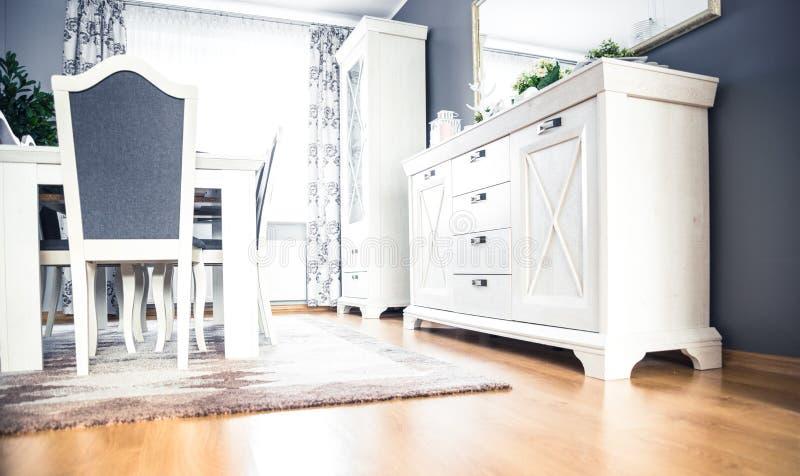 Interior design scandinavo - stile nordico fotografia stock libera da diritti
