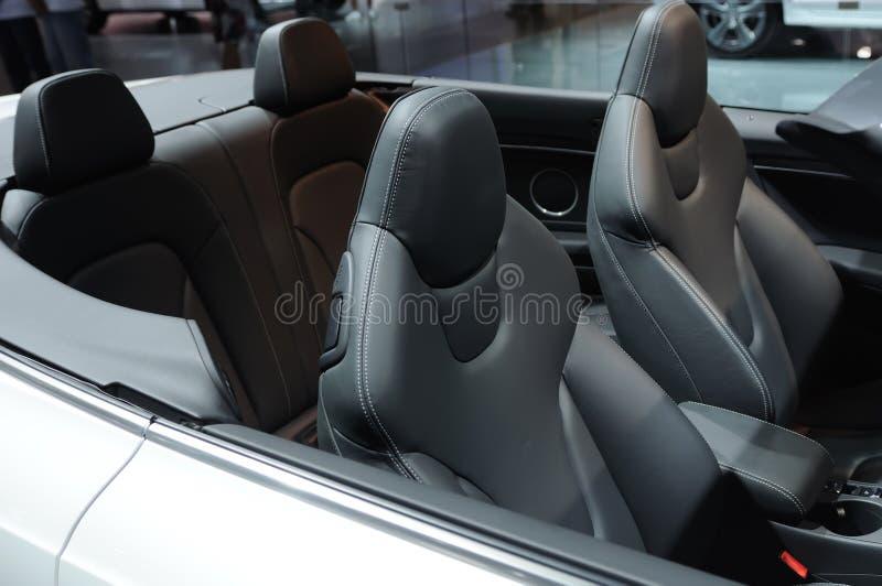 Download Interior do carro imagem de stock. Imagem de motor, automóvel - 16854443
