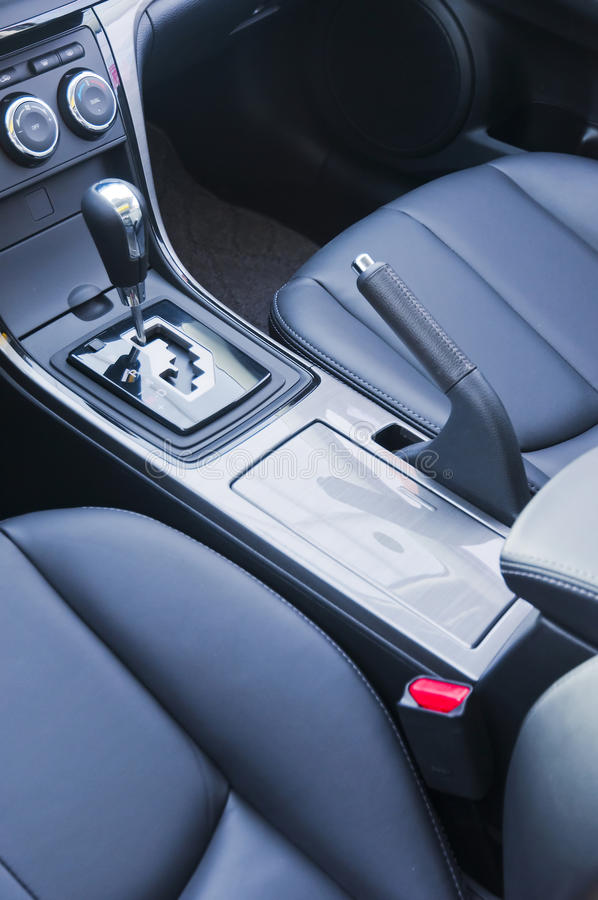 Download Interior do carro foto de stock. Imagem de front, competir - 26518660