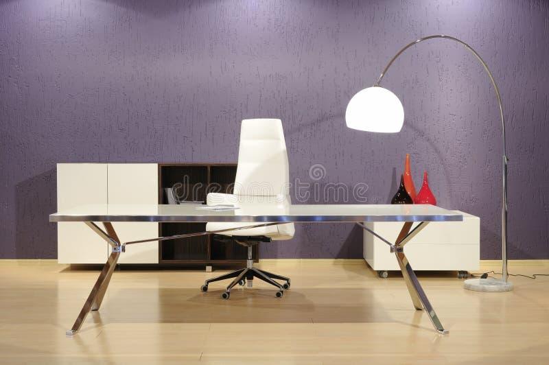 Interior do escritório moderno ilustração royalty free