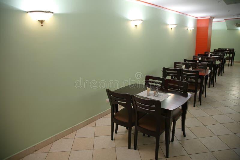 Interior do `s do café foto de stock royalty free