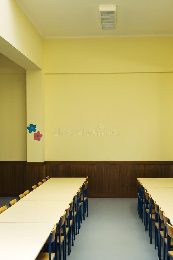Interior do Schoolroom imagens de stock royalty free