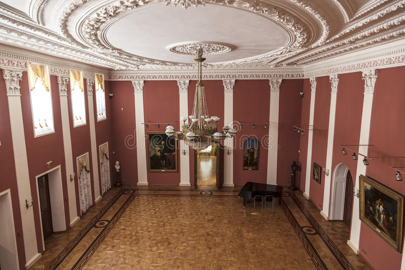 Download Interior Of The Governor House In Yaroslavl, Russia. Editorial Image - Image of russian, nobility: 83719465