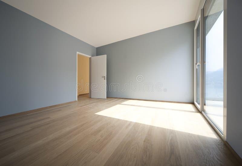Interior hermoso de una casa moderna imagen de archivo
