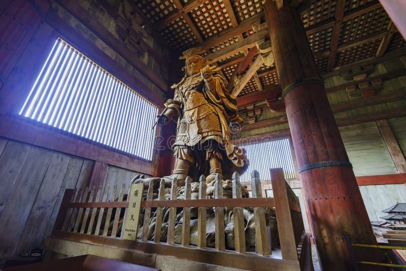 Download Interior Of The Historical Horyu Ji Editorial Stock Image - Image: 83717864