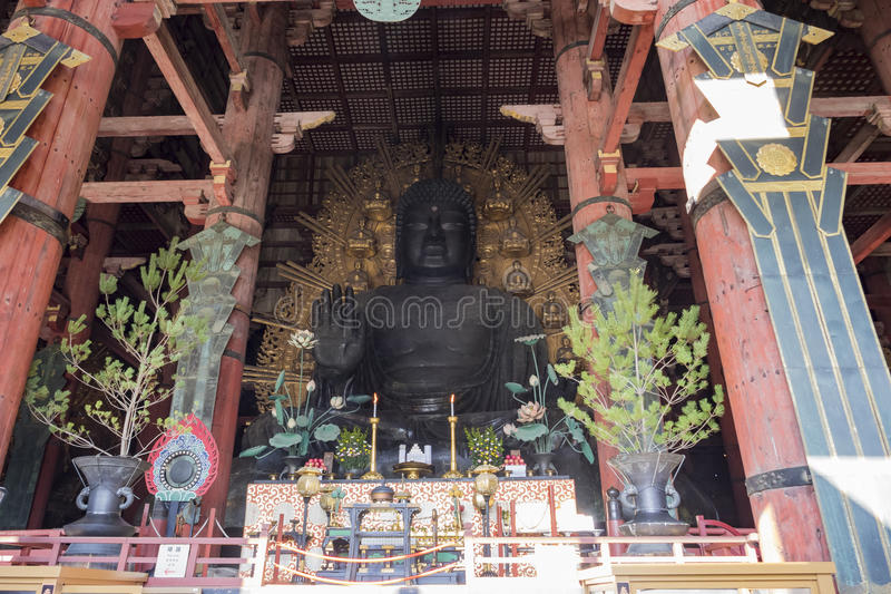 Download Interior Of The Historical Horyu Ji Editorial Photography - Image: 83718022
