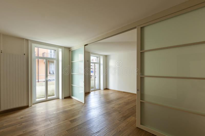 Download Interior home stock photo. Image of passage, empty, beautiful - 26554330