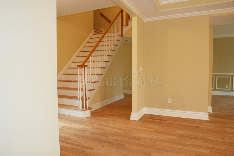 Interior Home imagem de stock
