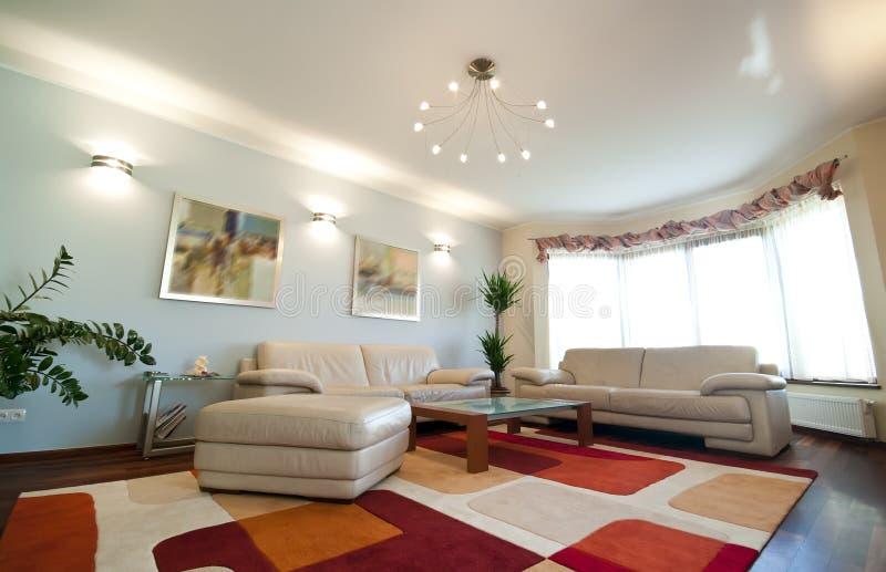 Interior home moderno foto de stock royalty free