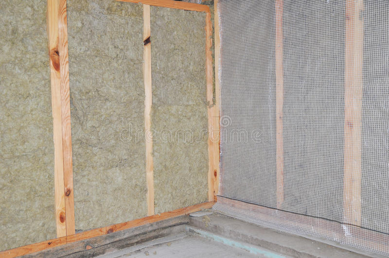 interior insulation wall thermal walls sound insulating internal