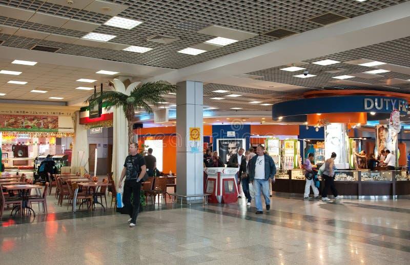 Download Interior Of Hurghada International Airport Editorial Image - Image: 23372700