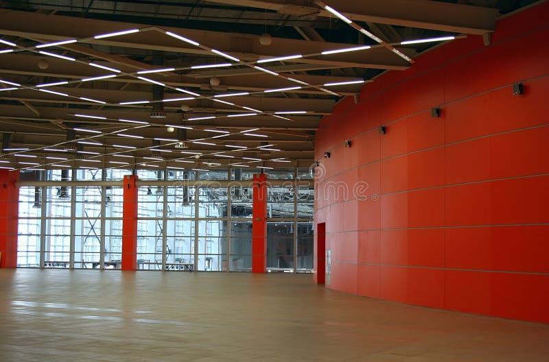 Interior industrial imagenes de archivo