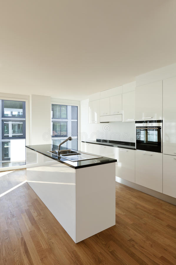 Interior, kitchen stock images