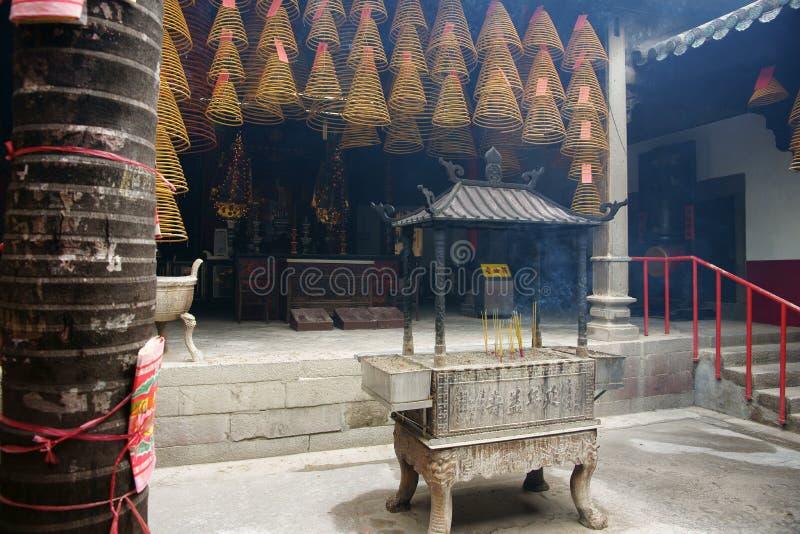 Download Interior. Kun Iam Temple, Macau. Stock Image - Image: 14477255