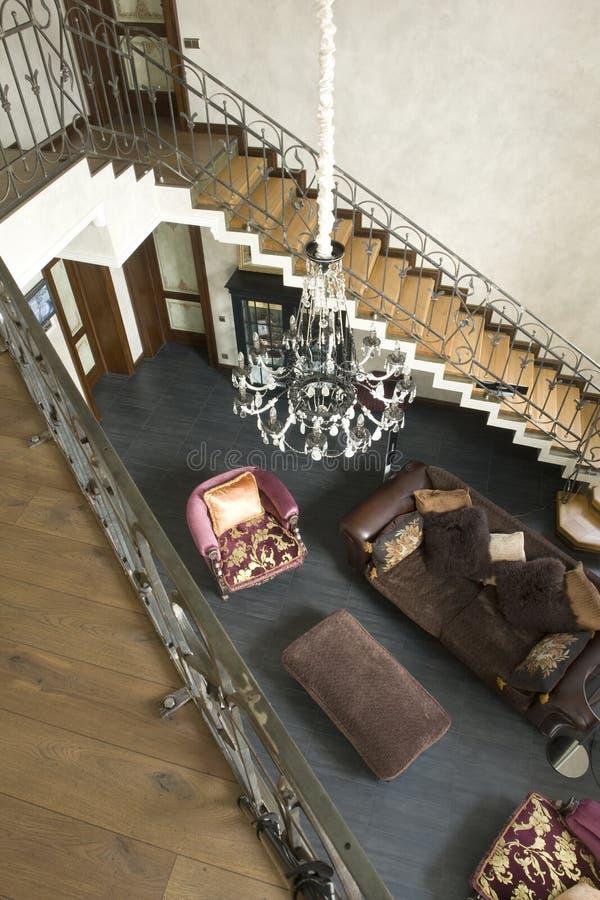 interior of a living room stock photos