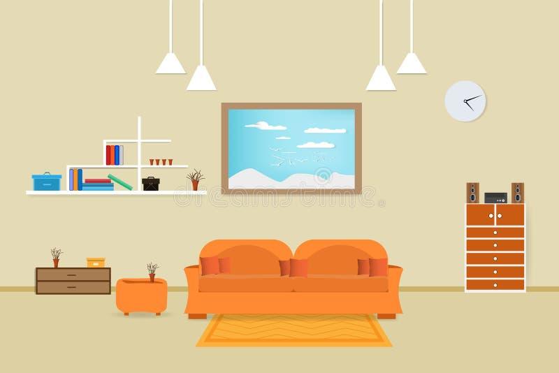 claudio design interior orange decorative modular bellini for decorating by bookshelf contemporary urban office