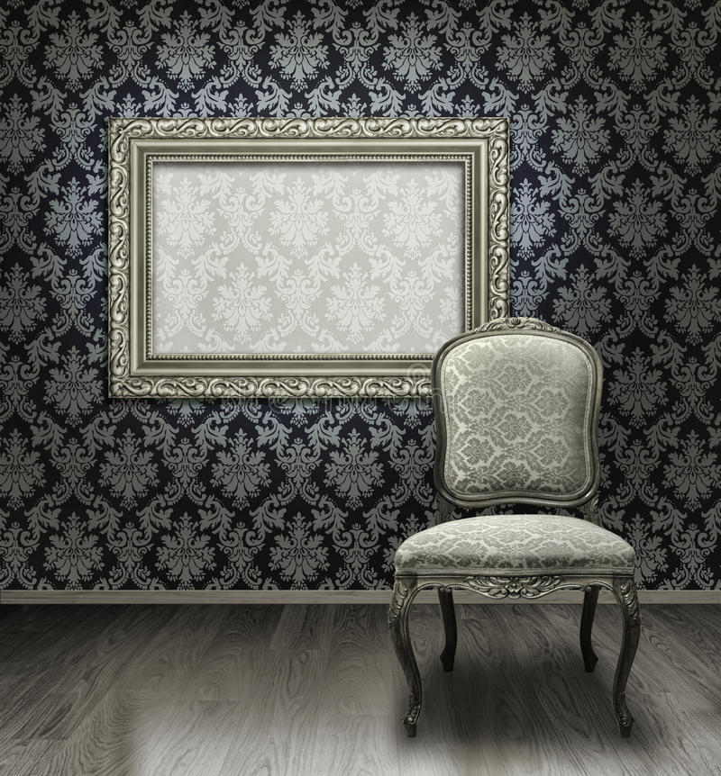 Interior luxuoso imagens de stock royalty free