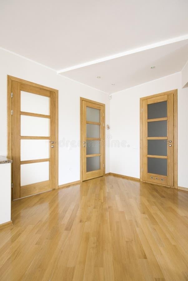 Interior luxuoso moderno foto de stock royalty free