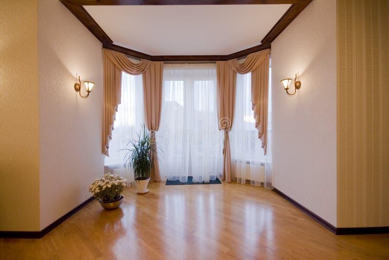 Interior luxuoso moderno imagens de stock